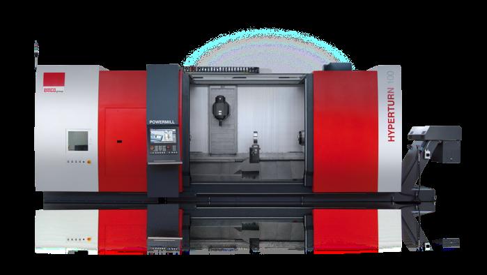 CNCMEDIA cikke az EMCO HYPERTURN 100 POWERMILL gépről